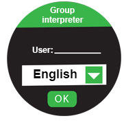 group interpreter langie